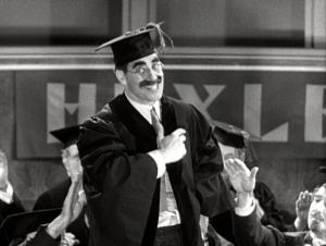 Groucho Marx Professor