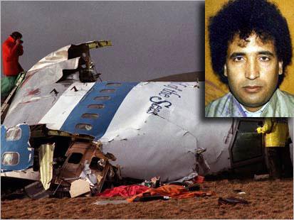 Lockerbie-bomber