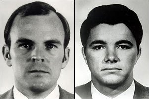 FBI Agents Jack R. Coler and Ronald A. Williams
