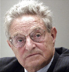 Multi-billionaire George Soros: prime mover of the Shadow Party