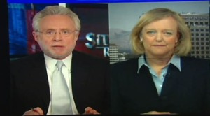 Blitzer and Whitman