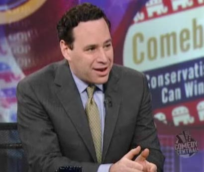 Glenn Beck critic David Frum