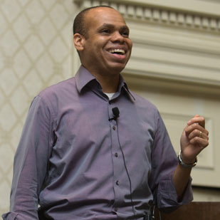 Patrick Gaspard, President Obama's political affairs advisor