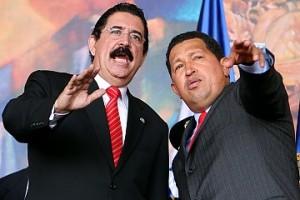 Presidents-Zelaya-Chavez
