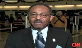 Senator Roland Burris, taken from David Horowitz's Newsreel website