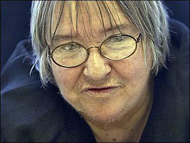 Terrorist-enabling traitor Lynne Stewart, the Madame Defarge of America's legal left