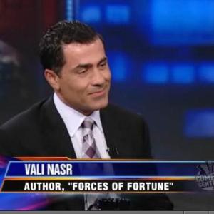 Vali Nasr Daily Show