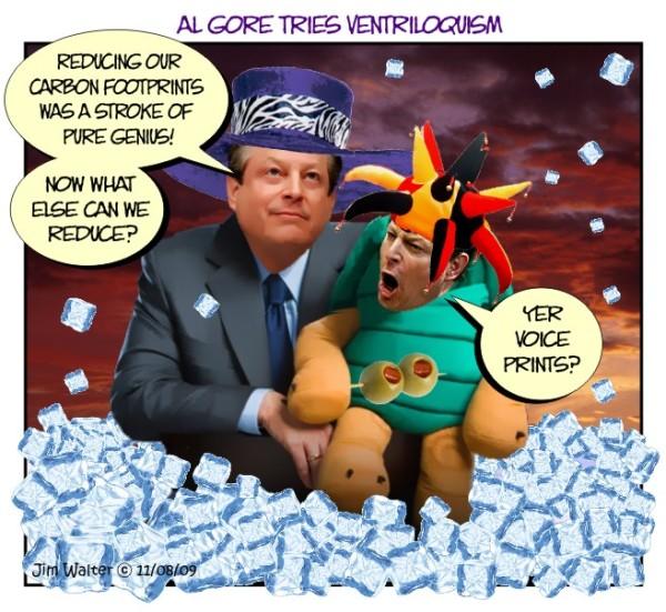 091103 - Al Gore speaks